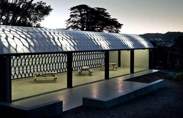 Wellington-Zoo-Pavilion-night