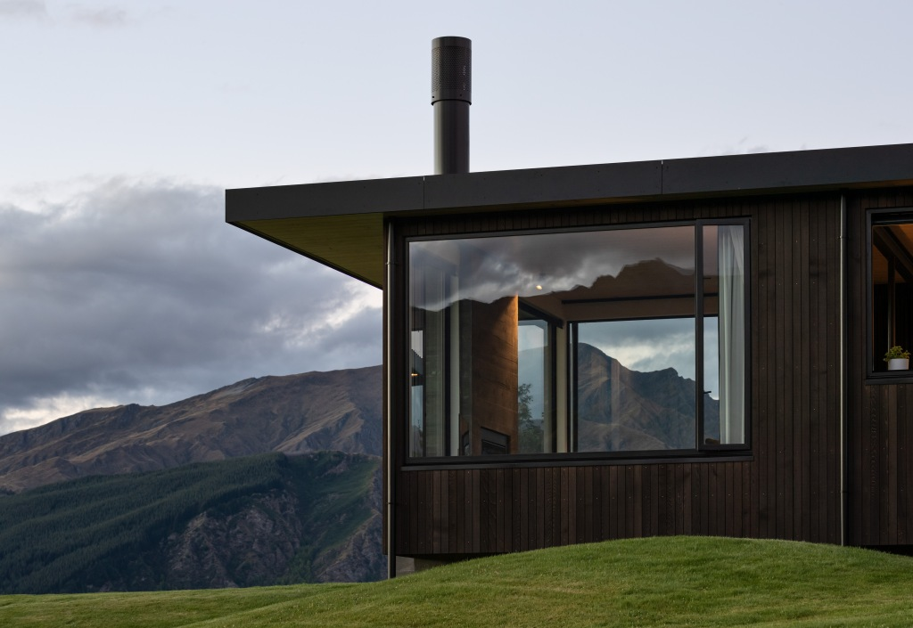 Bendemeer House, Queenstown by Assembly Architects, Arrowtown, Queenstown New Zealand architecture