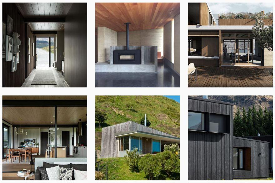 Assembly Architects Instagram, Arrowtown, Queenstown NZ